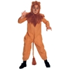 Cowardly Lion Child Costume - The Wizard Of Oz