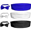 Cummerbund and Bow Tie Set