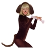 Dog Costume Kit - Brown