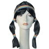 Unisex Native American Wig