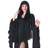 Extra Long Witch Wig Black