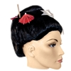 Fancy Geisha Girl Wig - Bargain