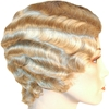 Finger Wave 1920-30 Wig