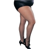 Fishnet Tights - Adult Plus Size
