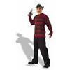 Freddy Krueger Adult Sweater - Deluxe Costume