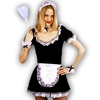 French Maid Costume Accessory Kit