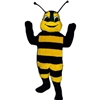 Family Bee Mascot. This Family Bee mascot comes complete with head, body, hand mitts and foot covers. This is a sale item. Manufactured from only the finest fabrics. Fully lined and padded where needed to give a sculptured effect. Comfortable to wear and easy to maintain. All mascots are custom made. Due to the fact that all mascots are made to order, all sales are final. Delivery will be 2-4 weeks. Rush ordering is available for an additional fee. Please call us toll free for more information. 1-877-218-1289