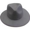 Gangster Hat - Grey