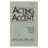 Acting with an Accent German Accent Dialect CD