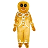 Gingerbread Boy Mascot - Sales