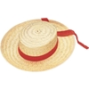 Gondolier Hat - Natural Straw
