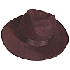 Brown Profelt Fedora