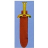 Jeweled Dagger With Sheath