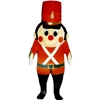 Madcap Toy Soldier Mascot - Rental
