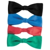 Narrow Clip On Bow Tie