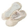 Pink Daisy Ballet Slippers - Child - Narrow