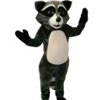 Randy Raccoon Mascot - Rental