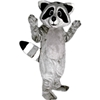 Robbie Raccoon Mascot - Sales