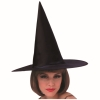Satin Witch Hat - Economy