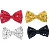 Sequin Bow Tie Small