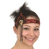 Sequin Flapper Headband