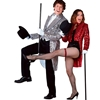 Sequin Tailcoats Costume
