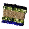 Sequin Slave Armband