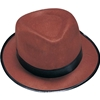 Small Brimmed Fedora - Economy