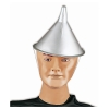 Tin Man Funnel Hat - Plastic