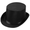 Satin Permasilk Top Hat