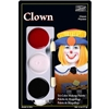 Clown Makeup Tri-Color Palette
