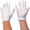 White Nylon Gloves - Child
