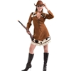 Wild West Anne Oakley Adult Costume