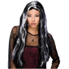 Streaked Witch Wig