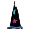 Wizard/Sorcerer Hat with Colored Stars