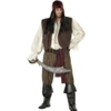 Rogue Pirate Plus Size - Adult Costume