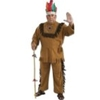Native American Warrior – Adult Plus Size Costume