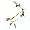Native American Bow & Arrow Set