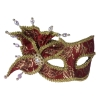 Red Venetian Masquerade Mask