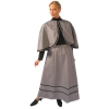 Temperance Skirt and Caplet Adult Costume