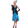 Betty Blue Flapper Adult Costume