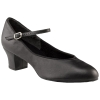 Suede Junior Footlight Dance Shoe - Capezio 459