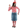Where's Waldo? Wenda Costume Kit