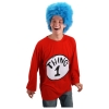 Thing 1 & Thing 2 T-Shirt with Wig