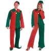 Santa Toy Shop Elf Unisex Adult Costume