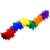 Rainbow Feather Boa