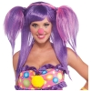 Berry Bubbles Anime Cosplay Clown Wig