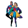 Jester Deluxe Adult Costume