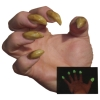 Glow in the Dark Claws