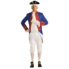 Red, White & Blue Soldier Deluxe Adult Costume